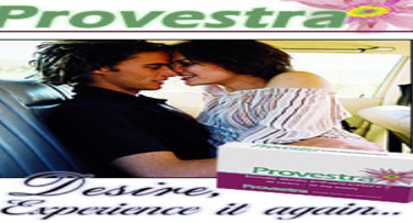 Provestra Increase libido sensation